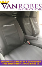 Volkswagen Crafter 2017 on. Tailored Seat Covers with Free Embroidery