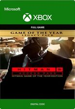 HITMAN 3 Access HITMAN 1 GOTY (Xbox One Series X/S Gift Code) Play Global