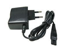 Cable de carga de alimentación cargador para Philips afeitadora rq1250/16 rq1250/17 rq1250/21