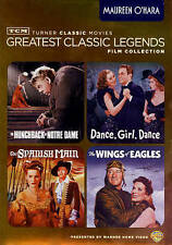 TCM Greatest Classic Legends Film Collection: Maureen OHara (DVD, 2015, 4-Disc S