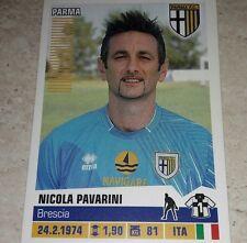 FIGURINA CALCIATORI PANINI 2012/13 PARMA PAVARINI ALBUM 2013
