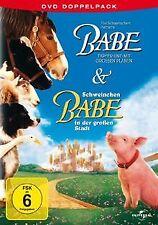 Ein Schweinchen namens Babe & Schweinchen Babe in der gro... | DVD | Zustand gut