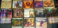 MTG Collection 12 Rare lot Planeswalker's/Mythic's/Legendary and Rare Foil's