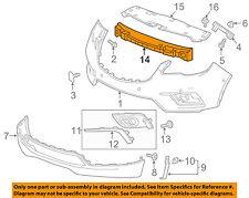 Buick GM OEM 16-18 Envision-Bumper Shock 22905945