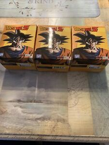 The Loyal Subjects Dragon Ball Z Mystery Pack 3 Blind Boxes NIB