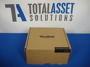 NEW YEALINK SIP-T46S T46S GIGABIT IP BUSINESS OFFICE DESKTOP VOIP PHONE