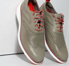Cole Haan 3.Zerogrand Oxfords Leather Sample MEN SIZE 8.5 New With Box