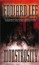 Monstrosity by Edward Lee (2003, Paperback)