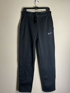 Nike Therma Dri-Fit Training Pants Men's  Size S Black 932253-010 New With Tags