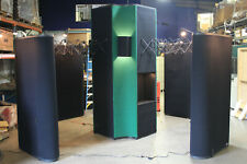 Nomadic Display 20 X 20 Trade Show Island Exhibit Booth With Cases