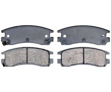 Disc Brake Pad Set-Service Grade; Ceramic Rear Raybestos SGD698C
