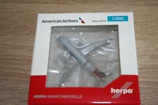 Herpa 530835 - 1/500 Airbus A319 - American Airlines - Neu