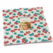 """Moda Layer Cake~Sunday Drive - Prints ~Pat Sloan~ 10""""x10"""" Squares ~ 100% Cotton"""