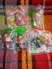 Vtg Mcdonalds 1992 Chicken Nuggets Halloween Costume 90s toys lot Fairy Dragon