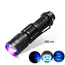 Pocketman Sk68 One Mode 300Lm Zoomable 396Nm Uv-Ultraviolet Led Blacklights Flas