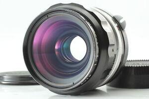 [MINT] Nikon Nikkor-O.C Auto 35mm f/2 non Ai MF Lens From JAPAN
