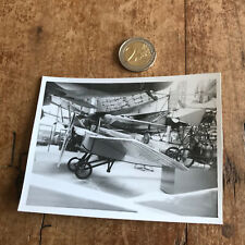 photographie ancienne avion N346
