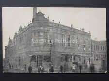 Yorkshire ROTHERHAM Municipal Building Old Postcard by Palatine Pictorial