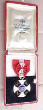 original  Orden Italien Orden der Krone im Etui Gold