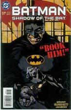 Batman: SHADOW of the Bat # 55 (Rick Burchett/Klaus Janson) (USA, 1996)