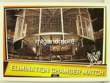 Slam Attax superestrellas - #190 Elimination Chamber Match
