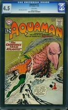 Aquaman #7 CGC 4.5 DC 1963 JLA Justice League! WP! 1 B5 cm H10 clean