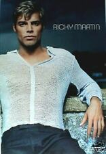 "RICKY MARTIN 2-SIDED ""SOUND LOADED"" POSTER-LATIN MUSIC"