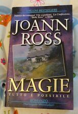 """JOANN ROSS  """"MAGIE  tutto è possibile""""  I nuovi bestsellers  1999"""