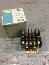 90-240 Essex Relay Coil 24 Vac (New)