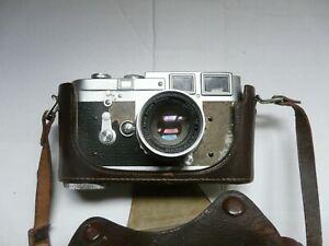 Leica M3 summicron f=5cm 1:2