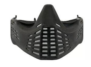 JT HARD Proshield Bottom Paintball Mask OG Mold Missing Peg Spectra Proflex
