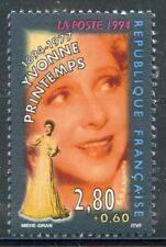 STAMP / TIMBRE FRANCE NEUF N° 2897 ** CELEBRITE / YVONNE PRINTEMPS