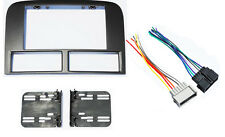 Jeep Grand Cherokee 1999-2001 Double Din Radio Stereo Navigation Bezel Dash Kit