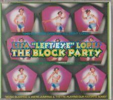 C.D.MUSIC   H158   THE BLOCK PARTY  LISA  LEFT EYE LOPES   SINGLE 4 TRACK   CD