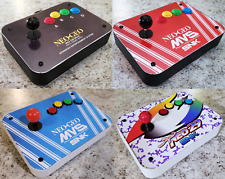 Neo Geo AES / MVS / CD Arcade Stick Controller - By Retro Stockpile -