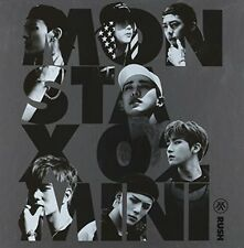 Rush (2nd Mini Album) Official Version - Monsta X (2015, CD NIEUW)