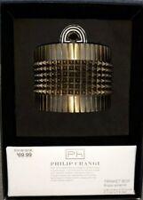 "New Philip Crangi Neiman Marcus Target 3"" Studded Trinket Box NIB"