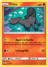 Pokemon - Tritox X4 - Commune - SL7.5 Majesté des Dragons 13/70