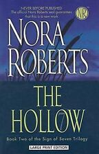 The Sign of Seven Trilogy: The Hollow Bk. 2 by Nora Roberts (2008, Paperback, R…