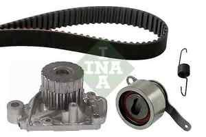 INA Water Pump & Timing Belt Set 530031330 Fits HONDA