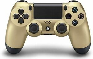 Wireless Controller For PlayStation 4 Dualshock 4 Gold PS4 Motion