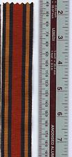 "6"" of ORIGINAL FULL SIZE Medal Ribbon for the WWII Burma Star"