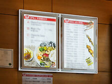 Clear Acrylic Backlit Illuminated LED Poster Frame (Single-Side - 20 in x 24 in)