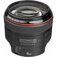 Canon EF 85mm f/1.2L II USM Lens - 1056B002