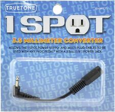 "VISUAL SOUND C35 3.5mm (1/8"") 1-SPOT CONVERTER CABLE FOR DOD OTHERS *NEW*"