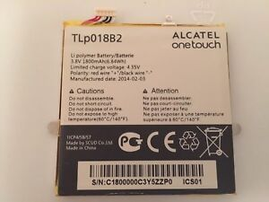 TLP018B2 NEW original Battery For TCL Alcatel One Touch Idol 6030 7024 S820