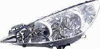 PEUGEOT 308 2008-2011 FRONT HEADLIGHT LEFT HAND PASSENGER NEARSIDE N/S