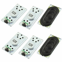 6 Pcs Notebook Audio Magnetic Speaker Amplifier Loudspeaker 2W 8 Ohm