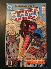 Justice League Of America # 186; George Perez Cover.  ( January 1981 )