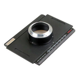 Canon DSLR Digital Back Adapter Converter To 4x5 Camera EOS T7 5D 80D 90D 2000D